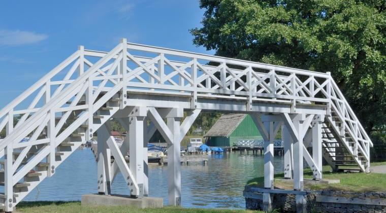 Brücke Neustrelitz Jisr
